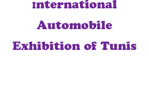 International Automobile Exhibition of Tunis